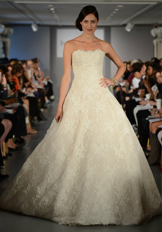Ines Di Santo Esme Wedding Dress photo