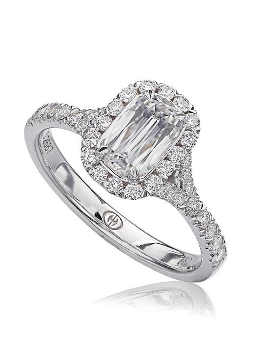 L'Amour Crisscut L103-075 Engagement Ring photo
