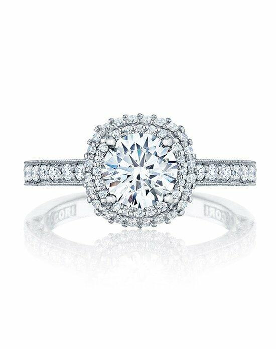 Tacori HT 2522 CU 6.5 Engagement Ring photo