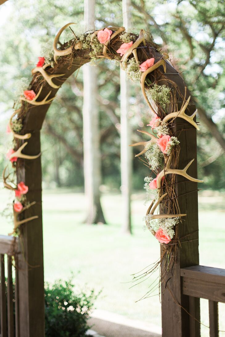 A Rustic Summer Wedding At The Springs In Angleton Texas