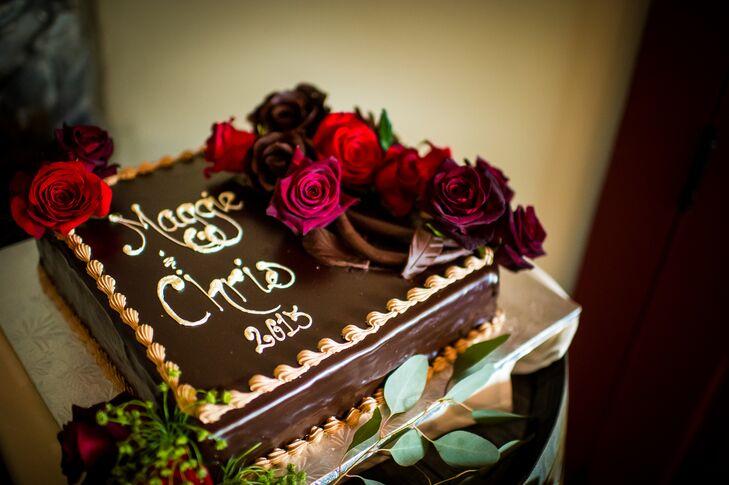 Swisshaus Cake