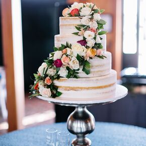 Country Wedding Cake On Cakes With Ideas