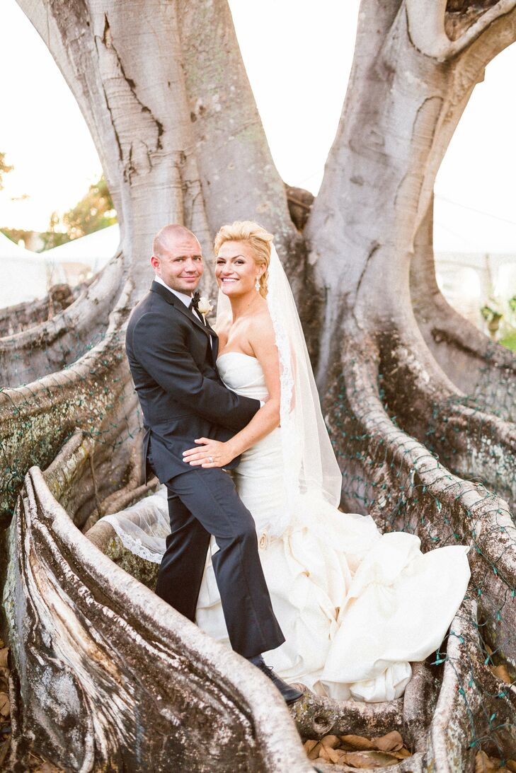 An Edison and Ford Winter Estates Wedding in Fort Myers, Florida