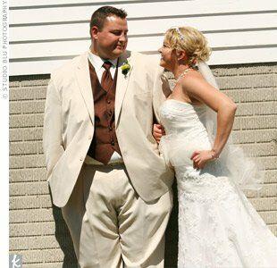 Tina Matt A Summer Wedding In Sioux Falls SD