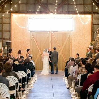 A Rustic Barn Wedding in Towanda