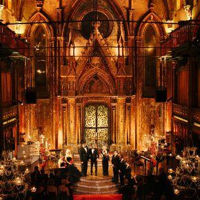 Angel Orensanz Foundation Wedding Ceremony