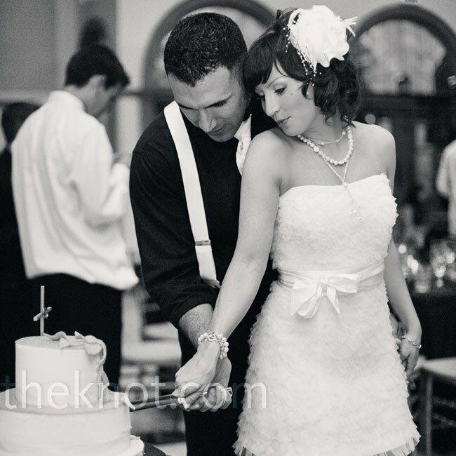Vintage Wedding Dresses Philadelphia: A Vintage Modern Wedding In Fort Worth, TX