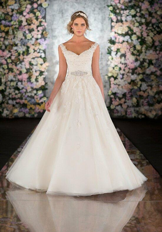 Martina Liana 528 Wedding Dress photo