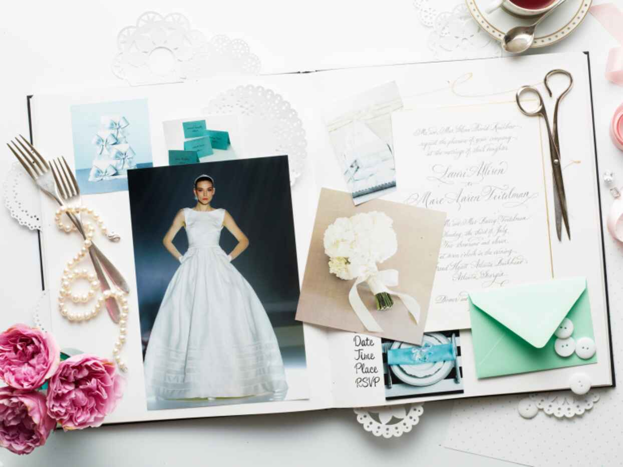 The Right Way to Make an Inspiration Board for Your Wedding