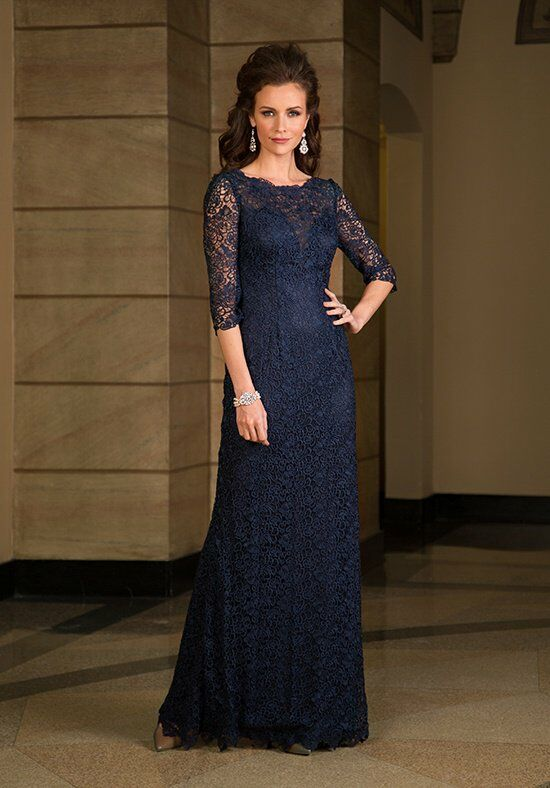 Jade Couture K168065 Mother Of The Bride Dress photo