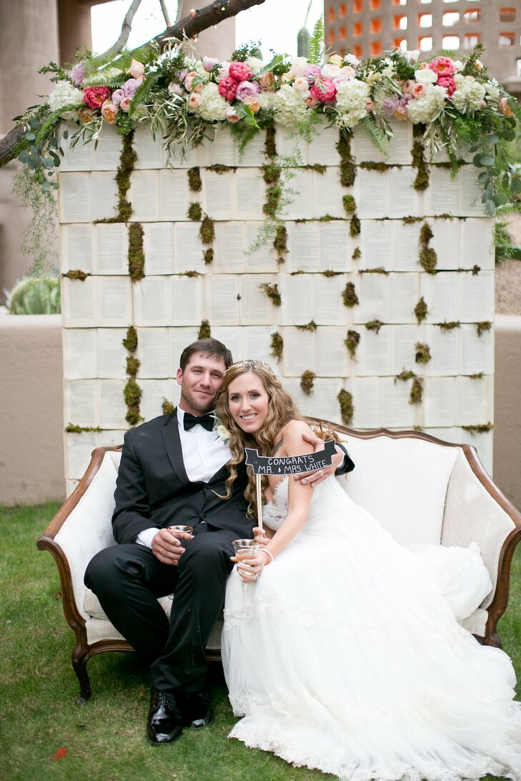 A Bohemian Desert Wedding at the Boulders Resort & Spa in Carefree ...