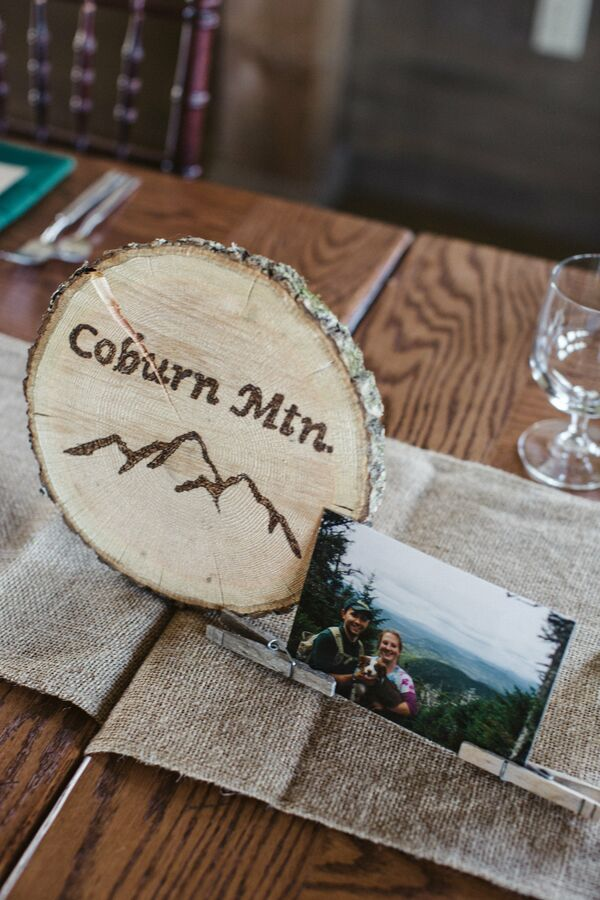 Mountain Table Name