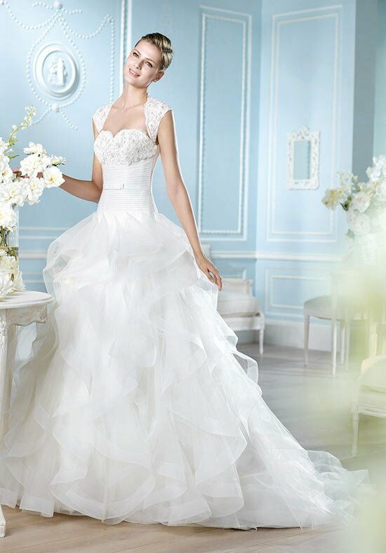 ST. PATRICK Dreams Collection - Hanoy Wedding Dress photo