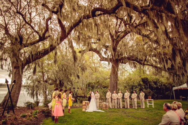 Wedding Cakes Charleston Sc