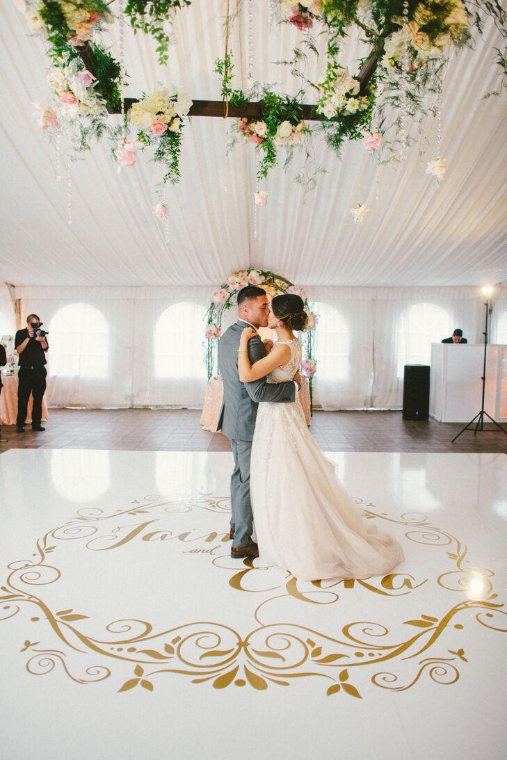 An Enchanting Romantic Wedding At The Santaluz Club In