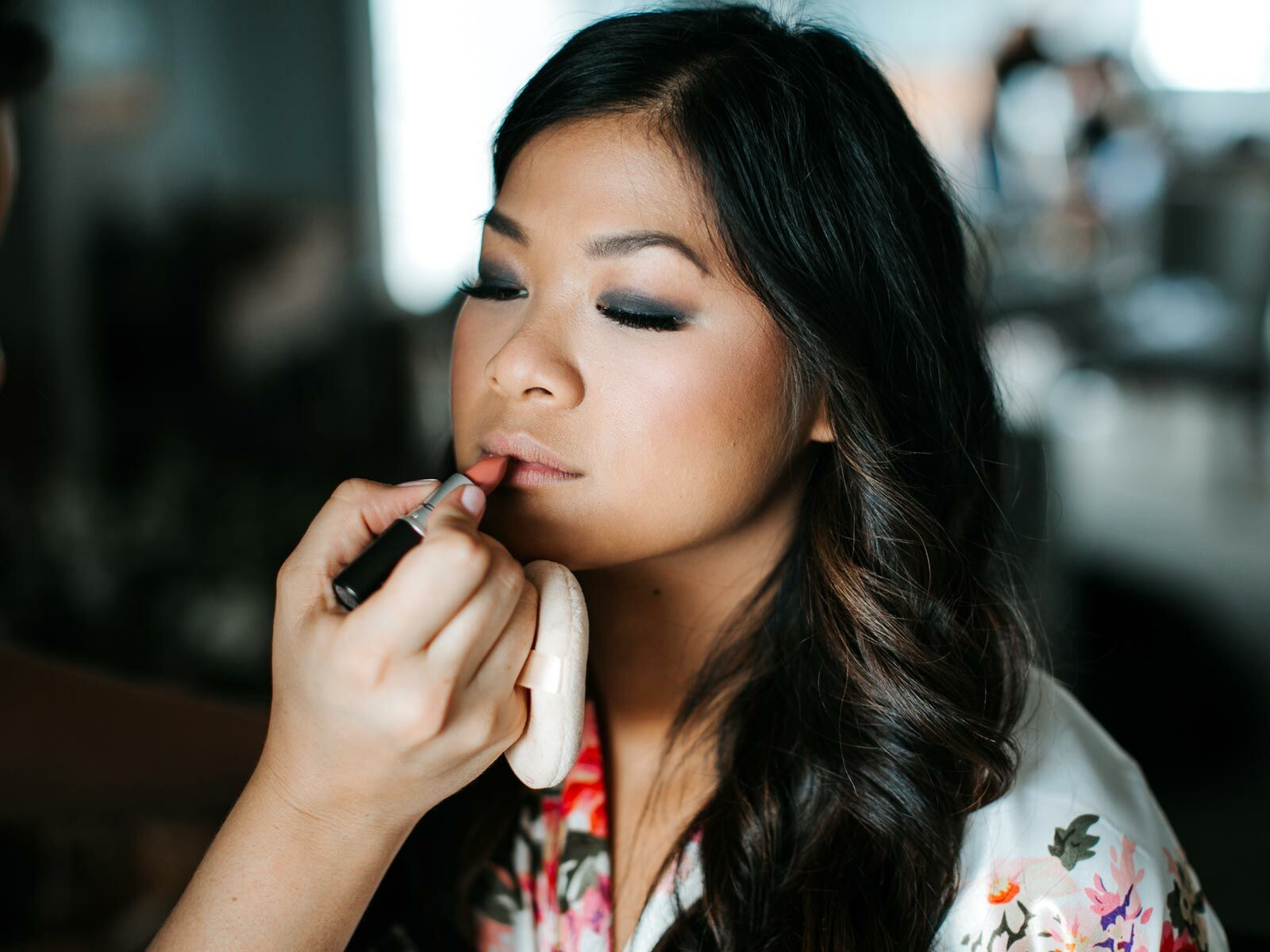 things no one tells you about wedding day hair and makeup