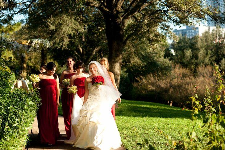 A Magical Outdoor Wedding In Austin, TX