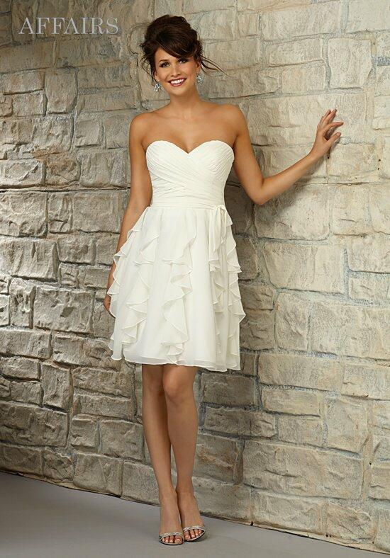 Mori Lee by Madeline Gardner Affairs 31051 Bridesmaid Dress photo