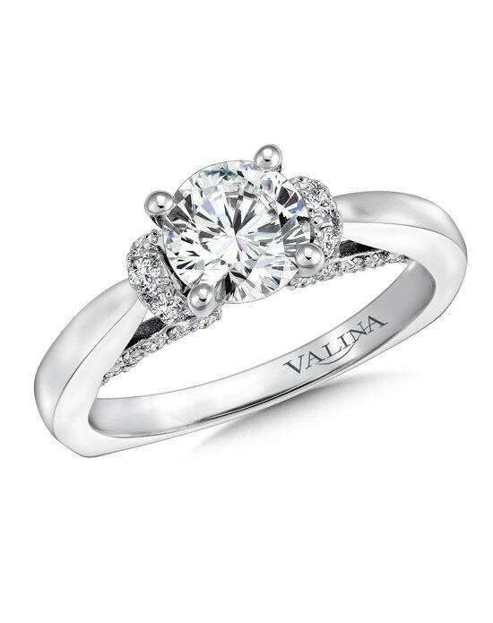 Valina R9638W Engagement Ring photo