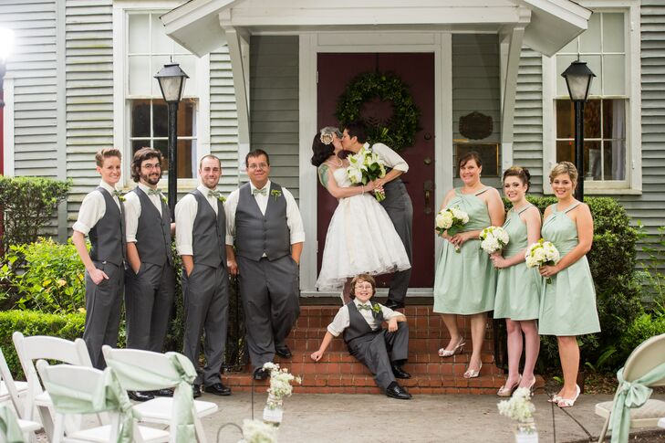 A Casual Southern Wedding At Mandarin Community Club In