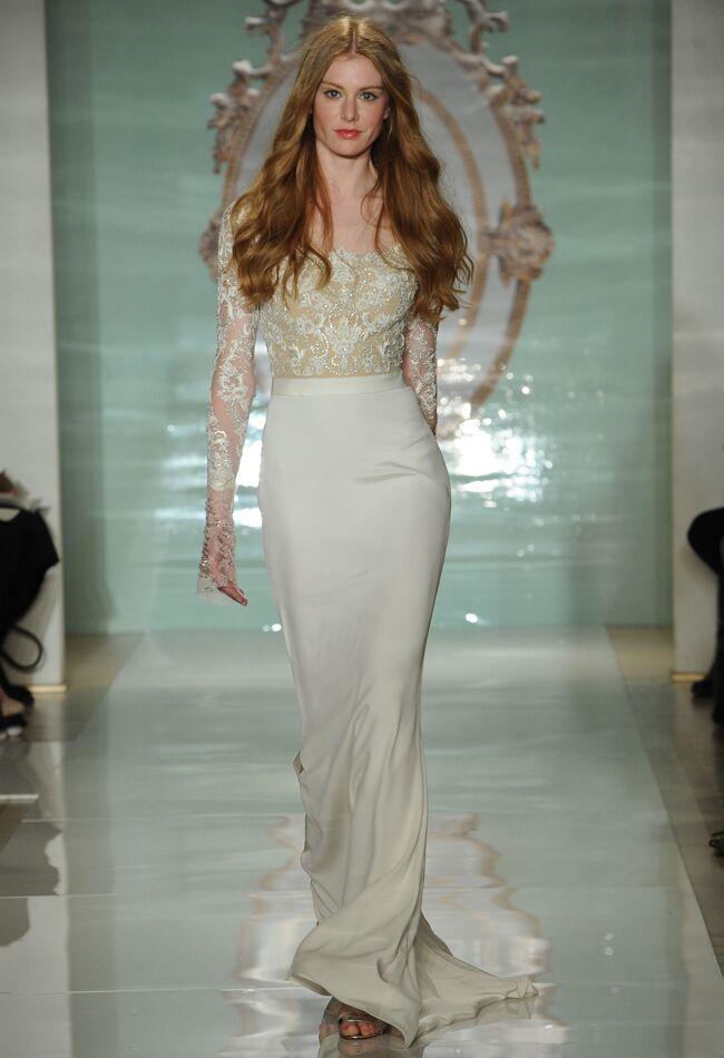Victoria\'s Secret Model Arlenis Sosa Looked Heavenly In Reem Acra