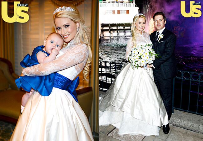 Holly Madison Wedding.Holly Madison S Stunning Wedding Dress Get The Look