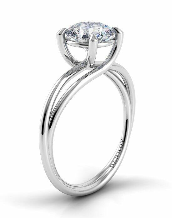 Danhov Eleganza Braid Classic Engagement Ring photo