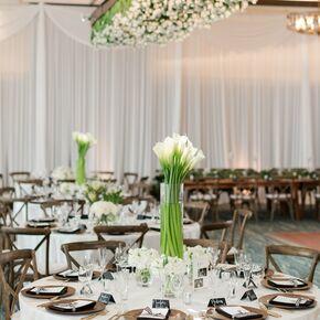 Calla Lily Wedding Decorations Accents