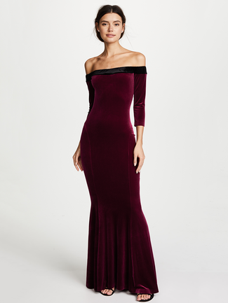 What to wear to a winter wedding 60 guest dresses for Winter wedding guest dresses with sleeves