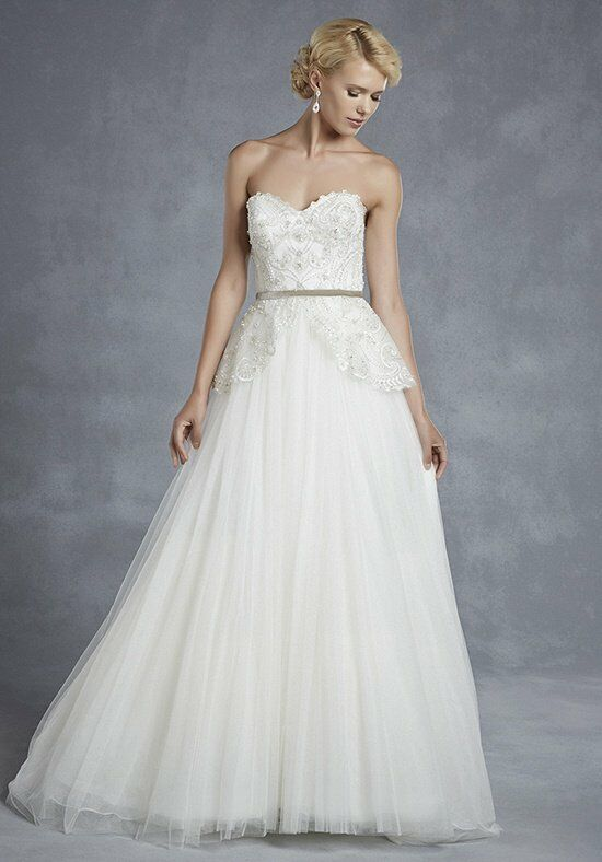 Blue by Enzoani Hennessey Wedding Dress photo