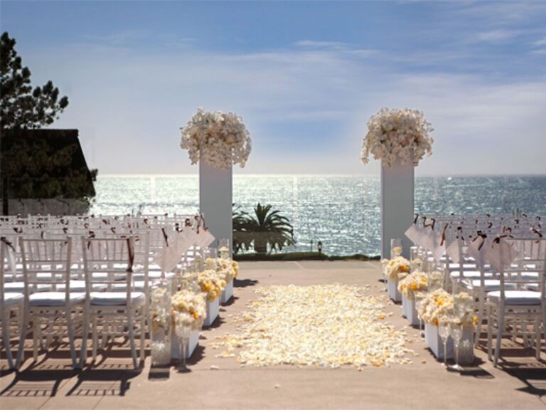 Outdoor Wedding Venues in San Diego
