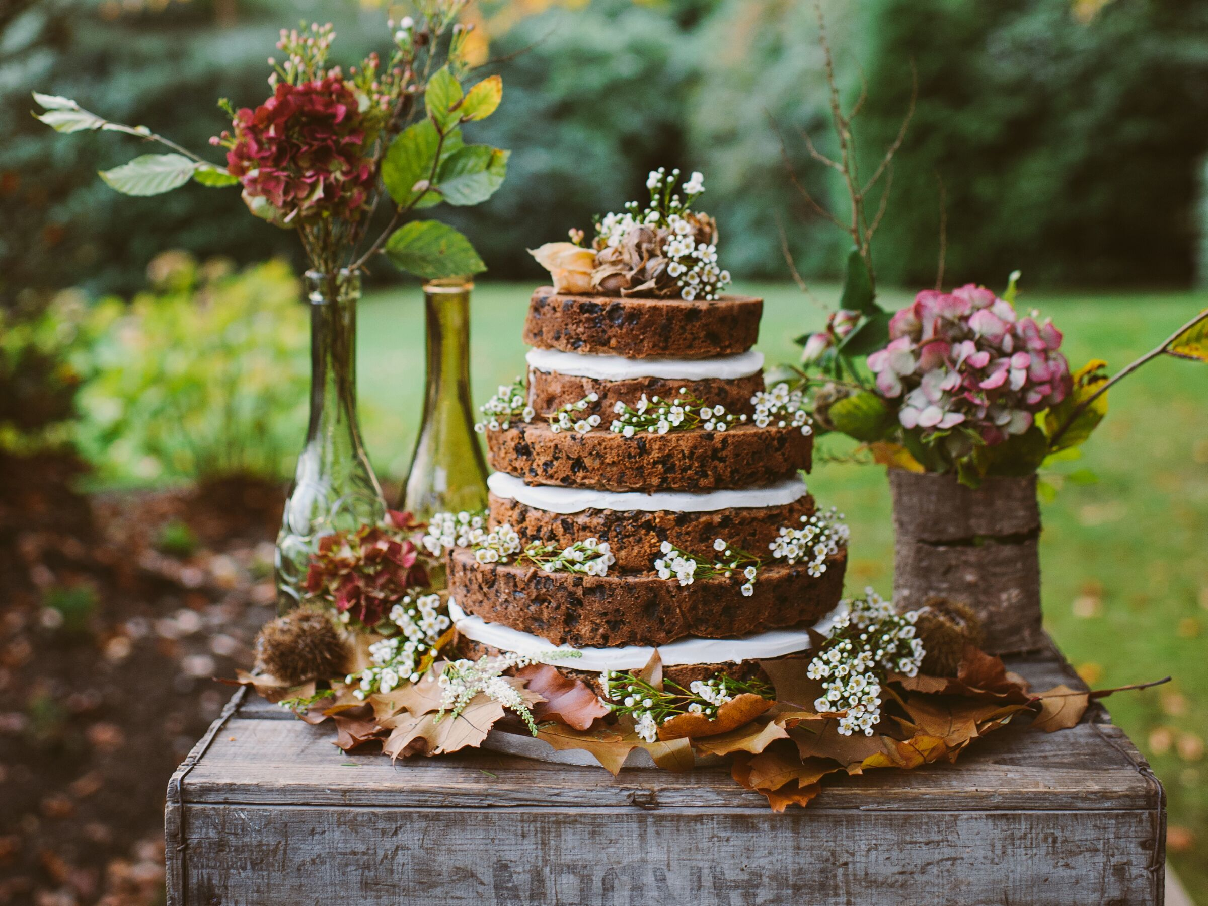 Traditional German Wedding Gifts: A World Tour Of Wedding Cake Traditions
