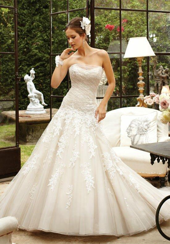 Sophia Tolli Y21360 Peony Wedding Dress photo