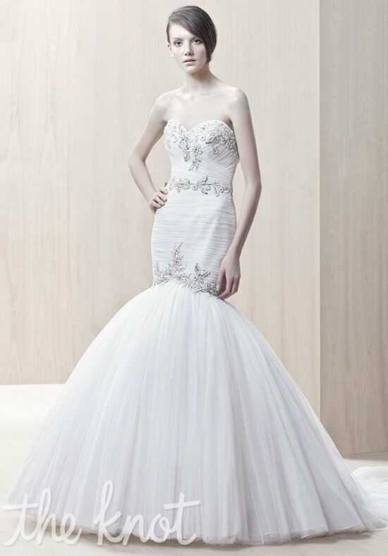 Enzoani Gretchen Wedding Dress photo