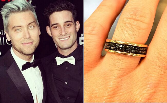 Lance Bass Michael Turchin Second Proposal