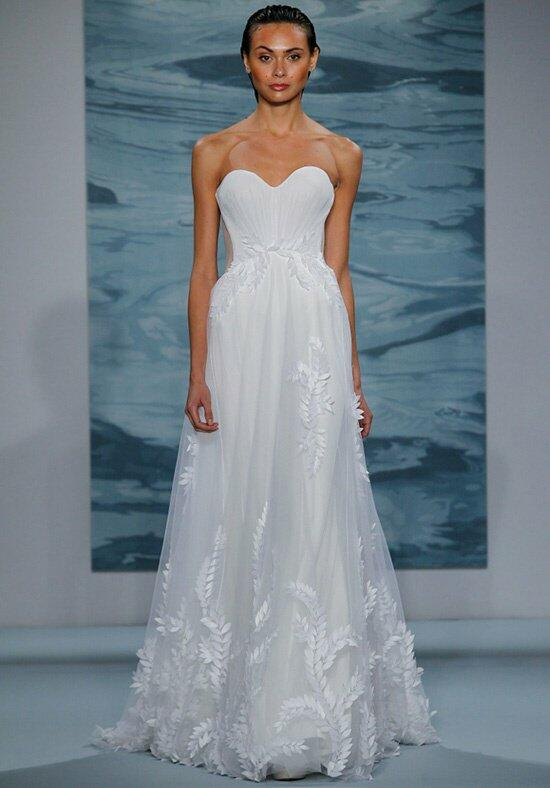 Mark Zunino for Kleinfeld 127 Wedding Dress photo