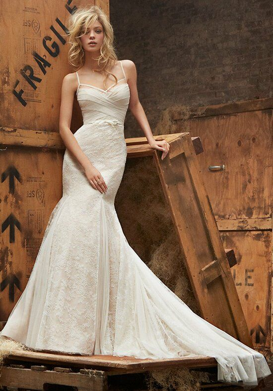 Hayley Paige 6404 - Lourdes Wedding Dress photo