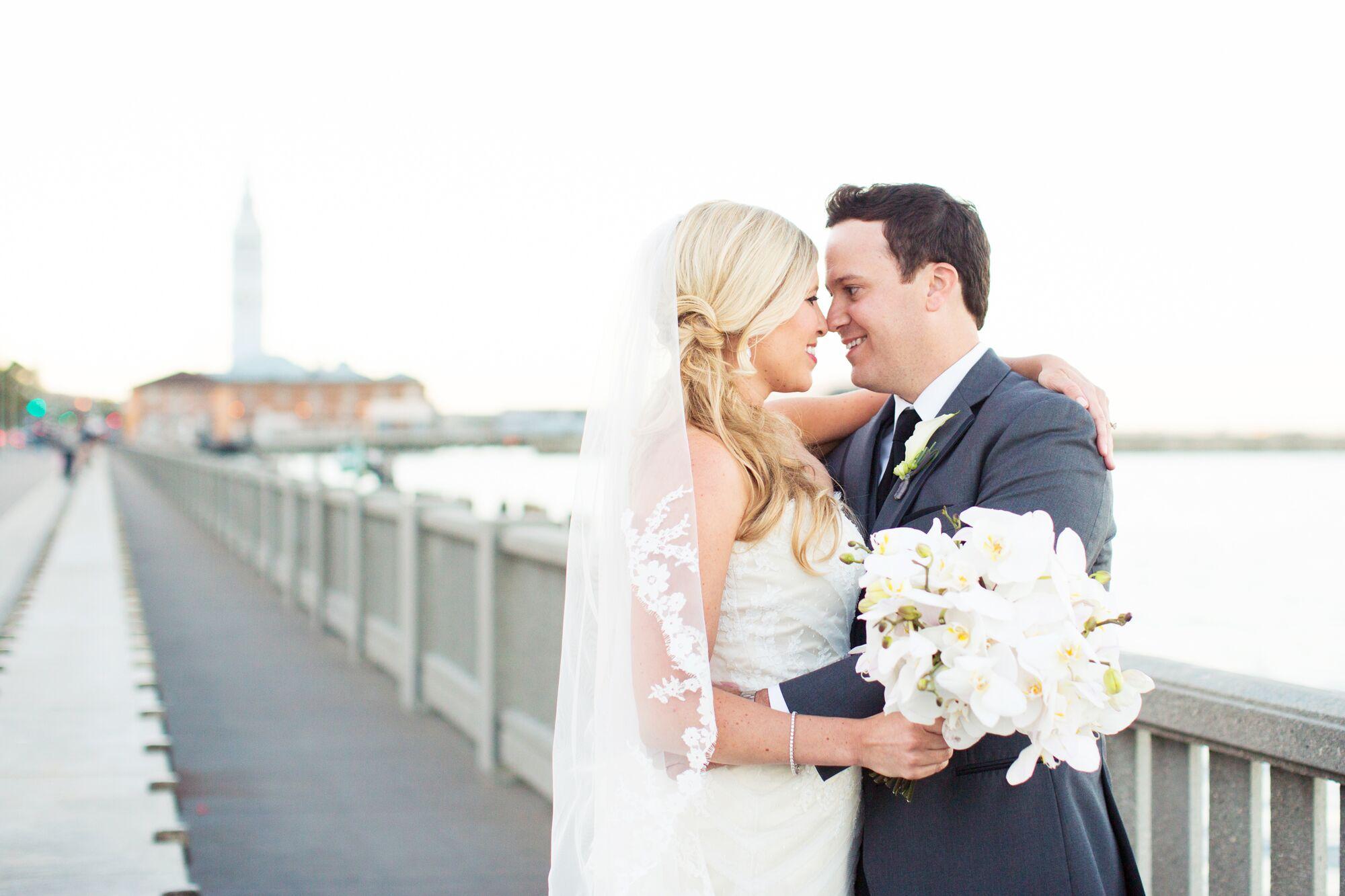 An Elegant, Modern Wedding At San Francisco Ferry Building