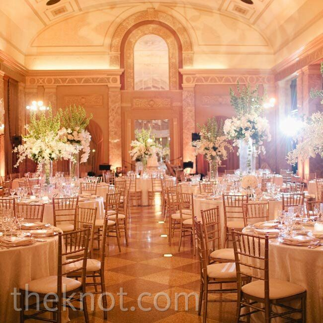 Wedding Venues In St Louis Mo: A Formal Wedding In St. Louis, MO
