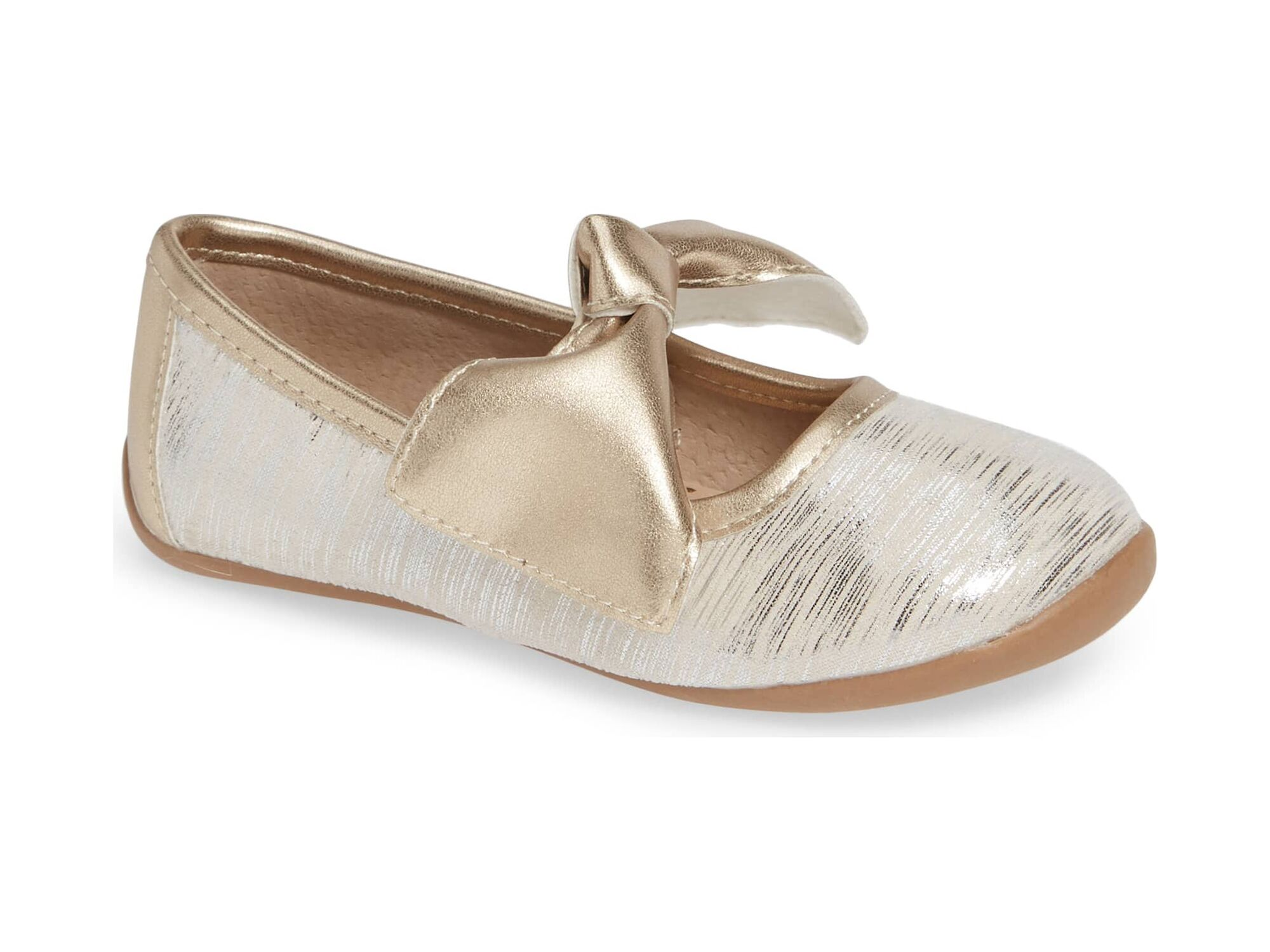 3137cde23c3a8 30 Flower Girls Shoes That'll Put Extra Pep in Her Step