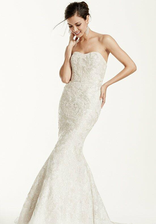 David's Bridal Galina Signature Style SWG605 Wedding Dress photo