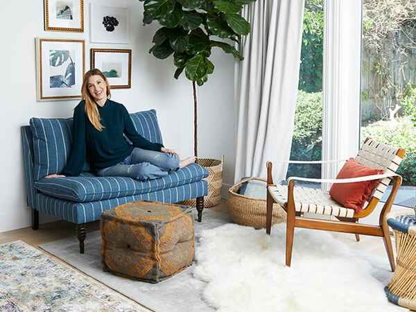 Whitney Port's Bedroom Makeover