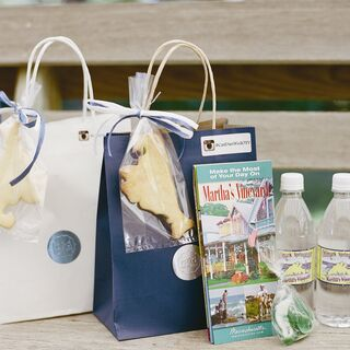 Real Wedding Welcome Bags