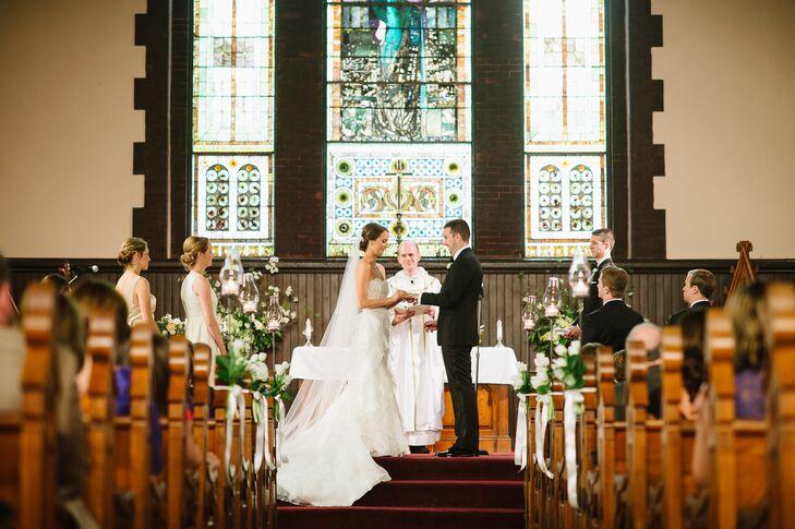 An Elegant Watercolor Inspired Wedding At Keswick Hall In