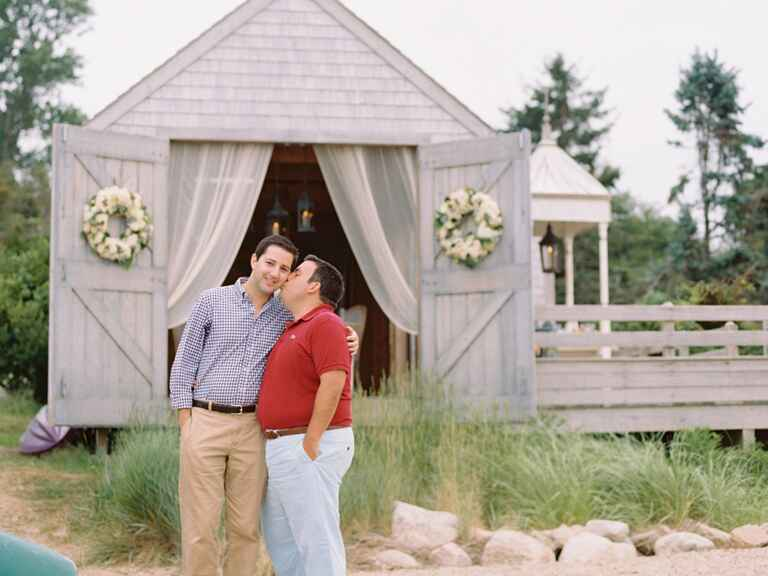Matt and Josh Cape Cod proposal