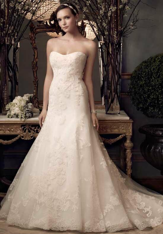 Casablanca Bridal 2173 Wedding Dress photo