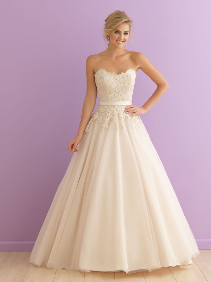 Allure Wedding Dresses Under 1000 : Wedding dresses under
