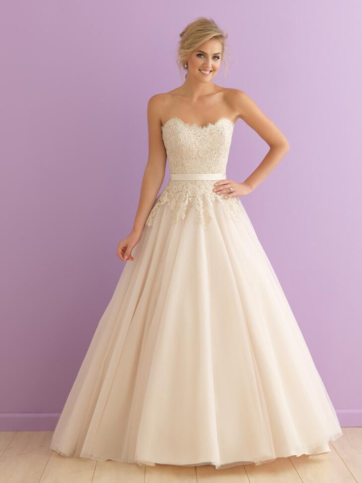 Allure Romance Wedding Dress