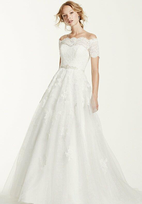 David's Bridal Jewel Style WG3728 Wedding Dress photo