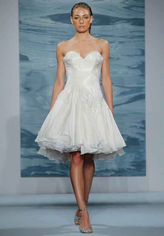 Mark Zunino for Kleinfeld 122 Wedding Dress photo